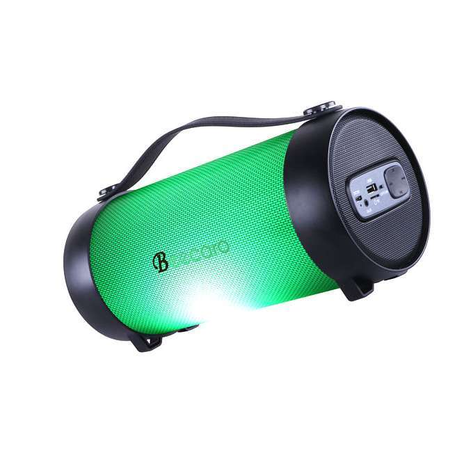 BEECARO RX22E COLORED LIGHT SUPER BASS BLUETOOTH SPEAKER